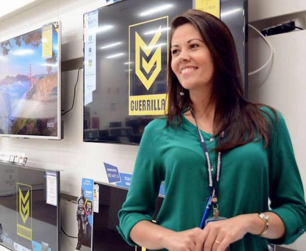 Denise Neves, de 37 anos, foi morta em Campinas (SP) (Foto: Reprodução)