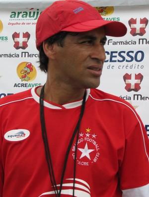 Ico pode acertar com Atlético Acreano (Foto: Manoel Façanha)