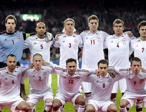 Dinamarca Seleção Euro -  29/02/2012 (Foto: Agência AFP)