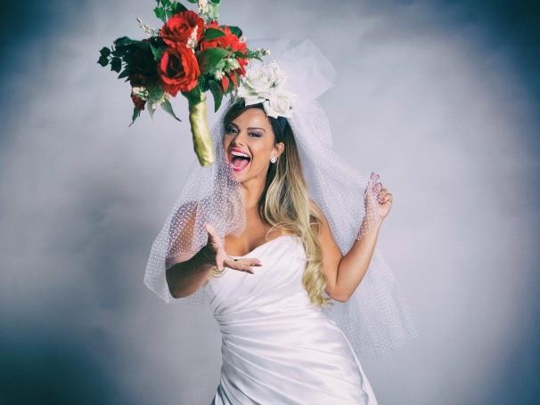 Viviane Araújo estreia 'Até Que o Casamento Nos Separe' e 'Cada Um Tem o Anjo Que Merece' (Foto: Divulgação/Claudia Martini)