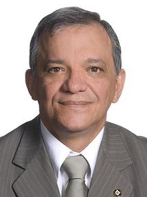 Desembargador João Rebouças presidente do TRE/RN (Foto: Caroline Holder/ G1)
