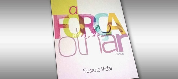 Lançamento do livro A força de um olhar (Foto: TV SERGIPE)
