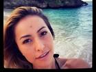 Sabrina Sato curte férias com o namorado na Jamaica. Veja fotos