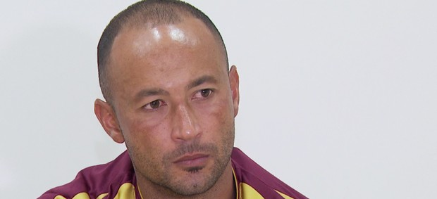 Fernando Baiano atacante Mogi Mirim