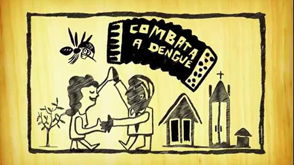 Animação retrata a literatura dos famosos cordéis da literatura nordestina (Foto: Reprodução TV Fronteira)
