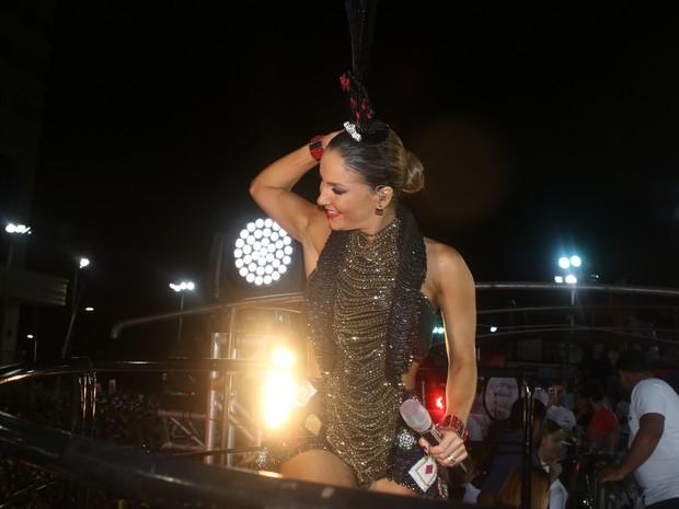 Claudia Leitte (Foto: Thiago Duran / AgNews)