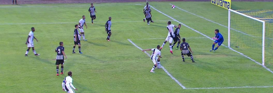 3c2cfaec5e14b Vasco x Botafogo-PB - Copa SP de Futebol Júnior 2017 - globoesporte.com