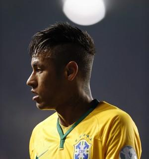 Neymar - Brasil x Peru - Copa América (Foto: EFE)