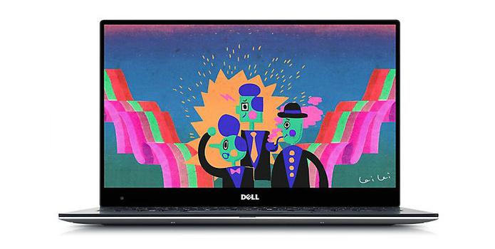 XPS 13 tem tela com qualidade impressionante (Foto: Divulgação/Dell)