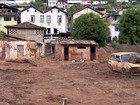 Lama de Mariana vira poeira e afeta saúde de moradores de Barra Longa
