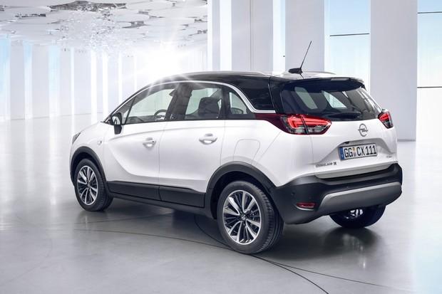 Opel Crossland X (Foto: Divulgação)