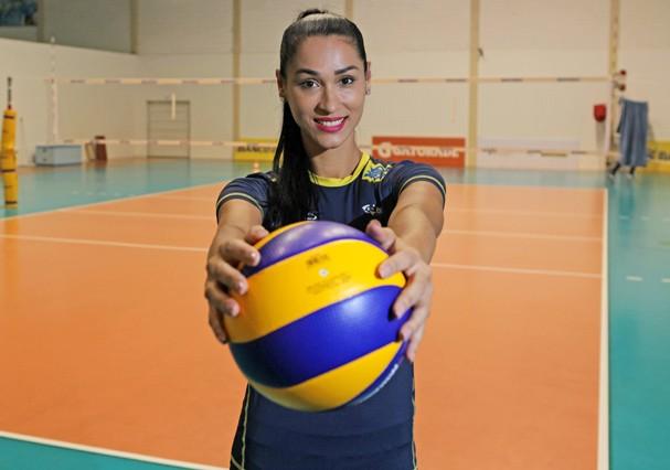 f501696873 Olimpíadas 2016  Jaqueline Carvalho conta como é criar um filho na ...