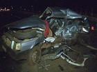 Pintor capota carro e escapa de outro acidente em rodovia de Brodowski