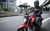 Honda CB Twister (Caio Kenji / G1)