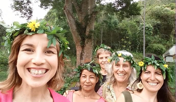 Conheça as erveiras de Mauá no 'Revista' especial sobre Halloween (Foto: Rio Sul Revista)