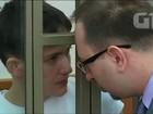 Piloto ucraniana é condenada pela morte de jornalistas russos