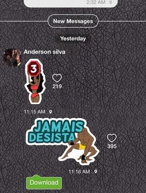 Anderson Silva Viber