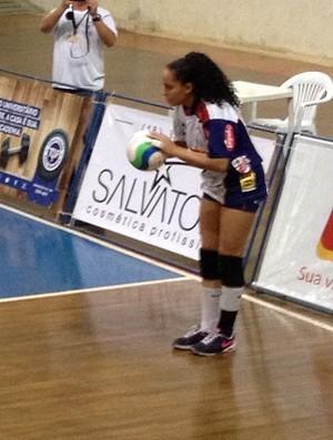 Prudente x Sesi - vôlei sub-21 feminino - Campeonato Paulista (Foto: João Paulo Tilio / GloboEsporte.com)