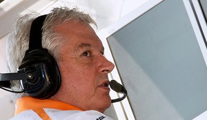 Pat Symonds Renault (Foto: EFE)