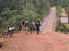 Apesar de interdição, Igarapé do Jamaraquá segue sendo frequentado