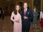 William e Kate festejam Jubileu de Diamante da Rainha Elizabeth