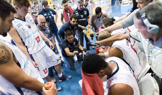 helinho franca basquete (Foto: Newton Nogueira/Franca Basquete)