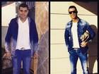 Pablo Jorge faz homenagem a Cristiano Ronaldo: 'Meu ídolo'