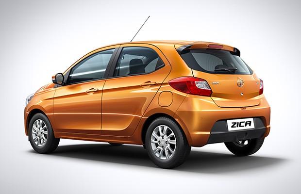Tata Motors lançou carro chamado Zica recentemente (Foto: Divulgação)