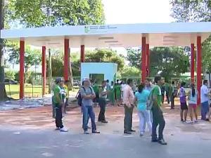 Ifam Zona Leste, em Manaus (Foto: Reprodução/TVAM)