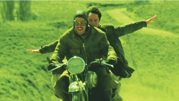 Diários de Motocicleta conta parte da história de Che Guevara (Foto: Divulgação)