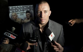 Técnico de GSP quer canadense em superlutas contra McGregor ou Bisping