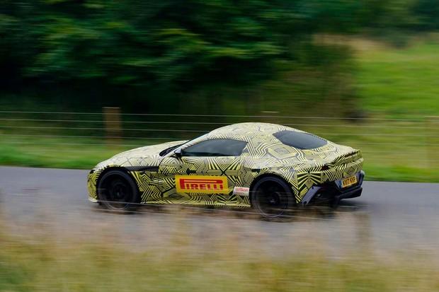 Aston Martin Vantage 2019 (Foto: Divulgação)