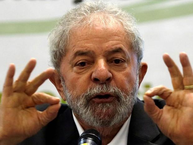 O presidente Luiz Inácio Lula da Silva vira réu por tentar obstruir a Justiça (Foto: Paulo Whitaker/Reuters/Arquivo)