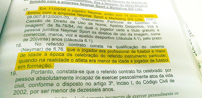 Documento-1---Neymar (Foto: infoesporte)