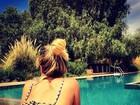 Gagliasso posta foto de Giovanna Ewbank e seguidores apontam estrias