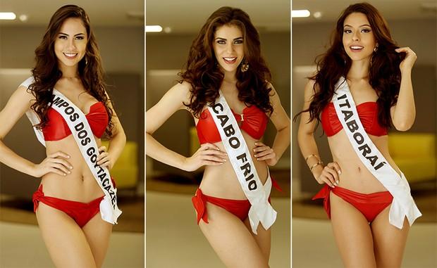 Miss Rio de Janeiro (Foto:  João Pedro Sampaio/Divulgação)