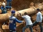 Rompimento de adutora deixa dez bairros sem água em Parauapebas