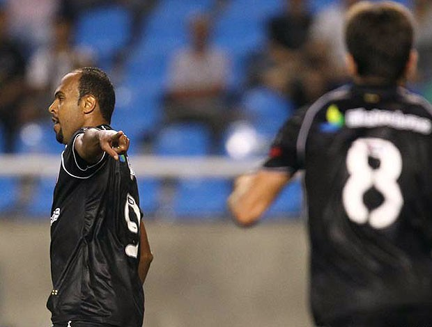 Alecsandro, Vasco x Botafogo (Foto: Marcelo Sadio / Flickr do Vasco)