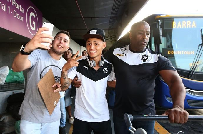 Neilton Botafogo (Foto: Satiro Sodré / SSpress)