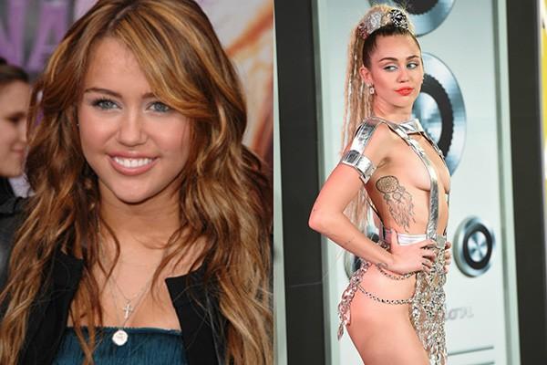 Miley Cyrus (Foto: Divulgação/Getty Images)
