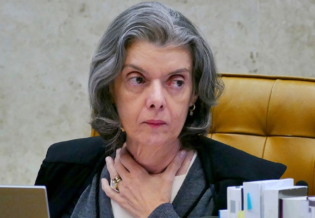 A presidente do STF, ministra Cármen Lúcia (Foto: Fellipe Sampaio/SCO/STF)