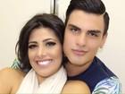 Mary Silvestre assume namoro com ator de 'Chiquititas' Renê Thristan