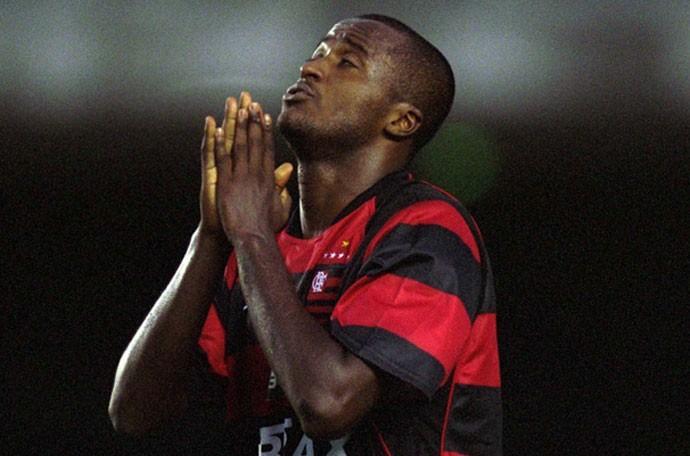 Reinaldo Flamengo 2001 (Foto: Agência O Globo)