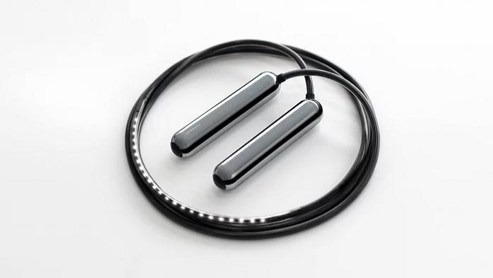 Corda inteligente tem LEDs e sensores magnéticos (Foto: Divulgação)