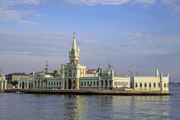Ilha Fiscal (Foto: Reprodução)
