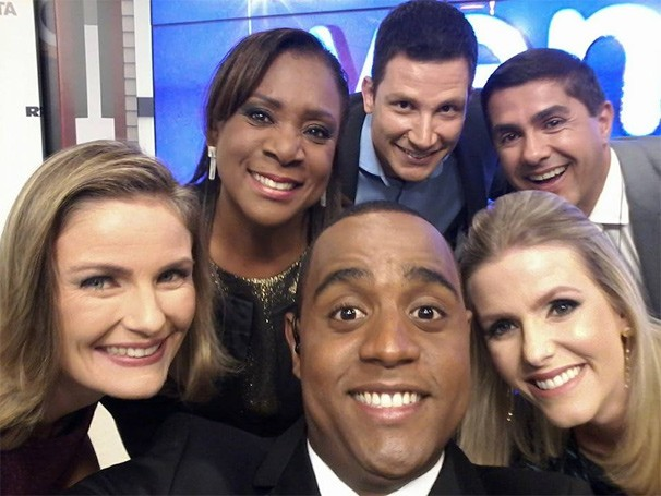 Selfie Jairo Nascimento vem_aí  (Foto: Jairo Nascimento/ RPC TV)