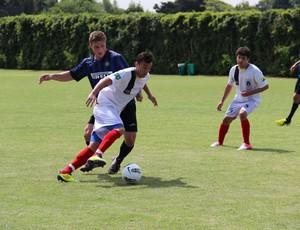 OAB/Acre joga hoje por vaga na semifinal do Sul-Americano de futebol (Foto: GLOBOESPORTE.COM)