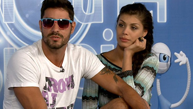 Franciele Diego (Foto: BBB/TV Globo)