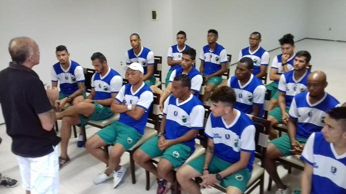 preleção Altos (Foto: Luís Júnior)