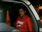 Falso policial é detido com viatura forjada e R$ 21 mil em multas no DF